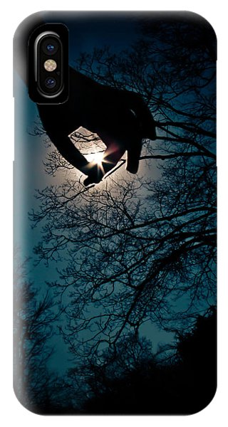 Reaching For The Stars IPhone Case