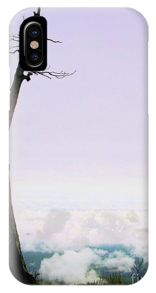 Reaching In The Shenandoah IPhone Case