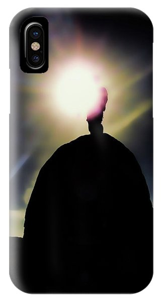 Reaching The Light IPhone Case