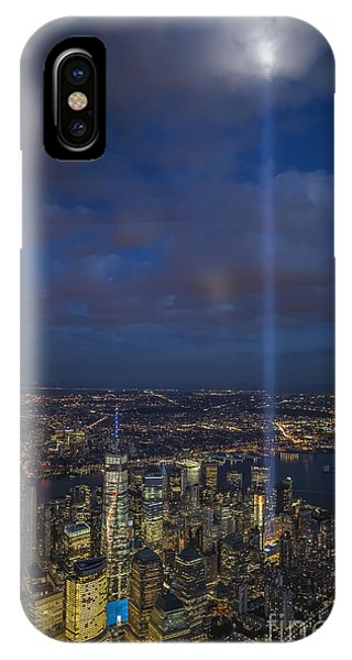Reaching Up To Heaven IPhone Case