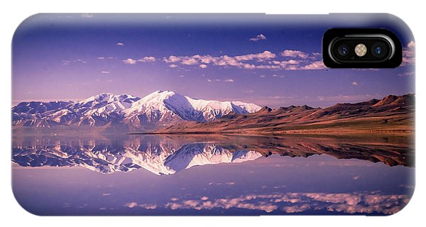 Reacting To The Morning Light IPhone Case