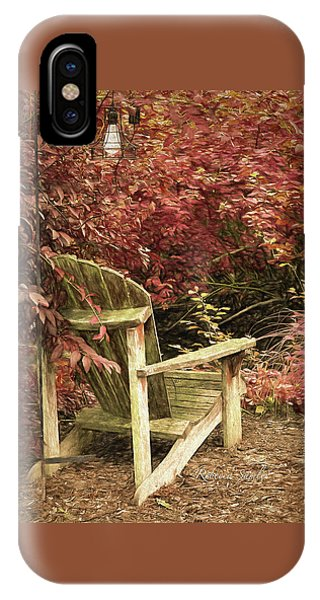 Reading Nook IPhone Case