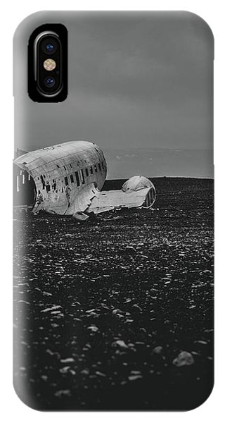 Ready For Departure IPhone Case
