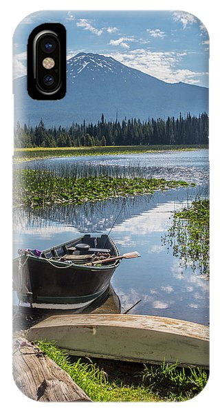 Ready To Fish IPhone Case