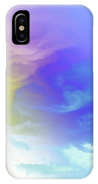 Realm Of Angels IPhone Case