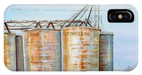 Rearden Grainery IPhone Case