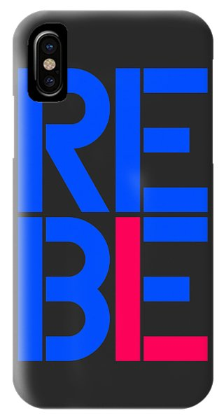 Protest iPhone Case - Rebel-2 by Three Dots