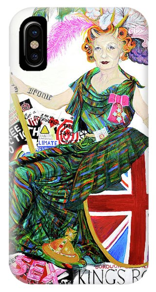 Rebel With A Cause IPhone Case