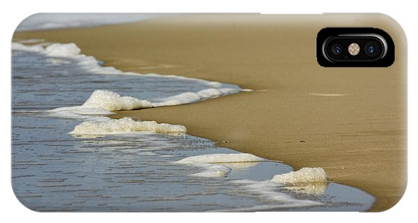 Receding Wave IPhone Case
