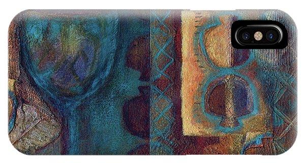 Far North Queensland iPhone Case - Reciprocation by Kerryn Madsen-Pietsch
