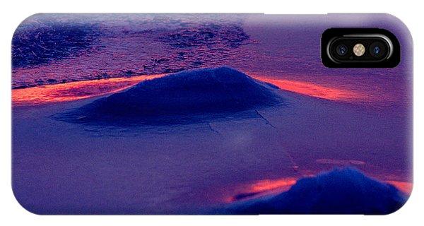 Red Alert IPhone Case