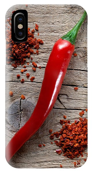 Red Chili Pepper IPhone Case