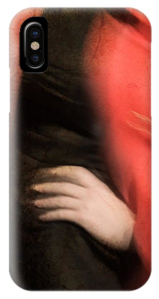 Red Coat #4820 IPhone Case