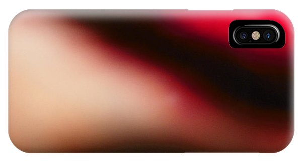 Red Explorer Abstract IPhone Case