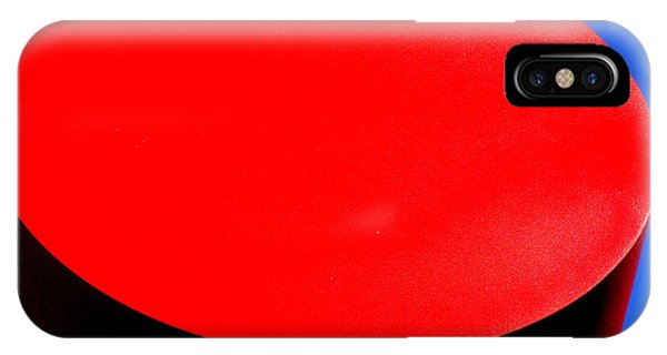 Red Circle 2016 IPhone Case