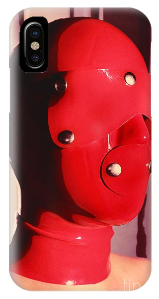 Red Hood IPhone Case