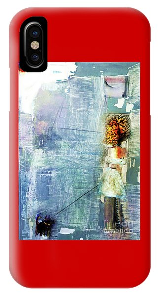 Red Light Night IPhone Case