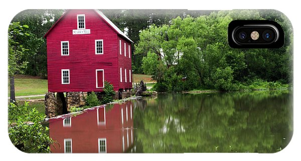 Red Mill IPhone Case