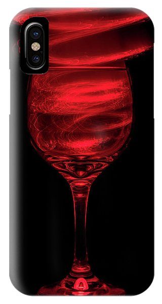 Red Red Wine IPhone Case