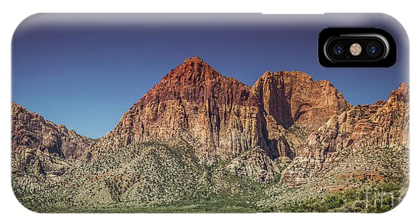 Red Rock Canyon #20 IPhone Case