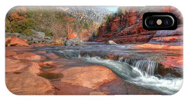 Red Rock Sedona IPhone Case
