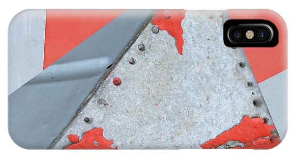 Red Rocket IPhone Case