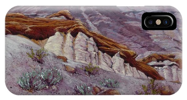 Red Rocks - High Noon IPhone Case