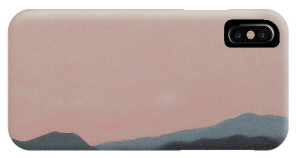 Red San Jacintos IPhone Case