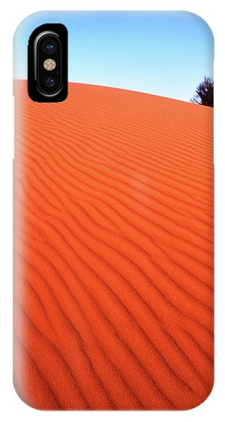 Red Sand IPhone Case