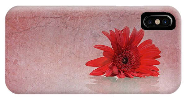 Red Scent IPhone Case