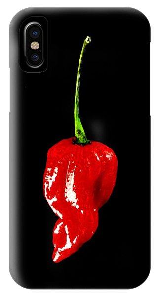 Red Scorpion Chilli Pepper IPhone Case