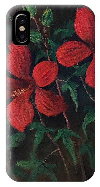 Red Soldiers IPhone Case
