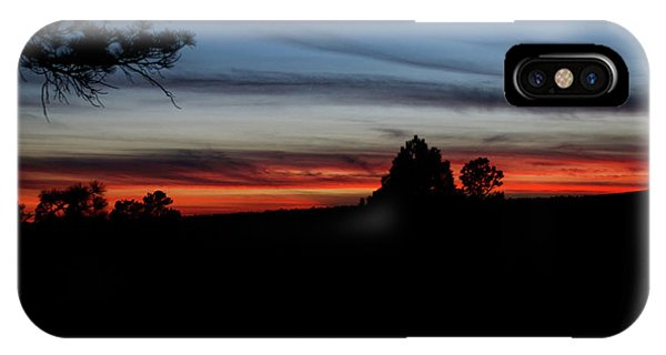 IPhone Case featuring the photograph Red Sunset Strip by Jason Coward