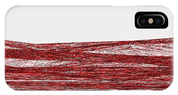 Red.307 IPhone Case