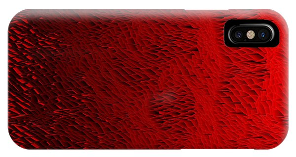 Red.429 IPhone Case