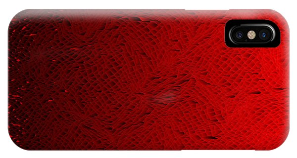 Red.430 IPhone Case