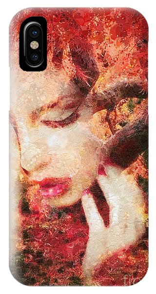 Mo iPhone Case - Redemption by Mo T
