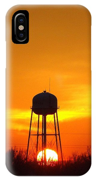 Redneck Water Heater For Whole Town IPhone Case