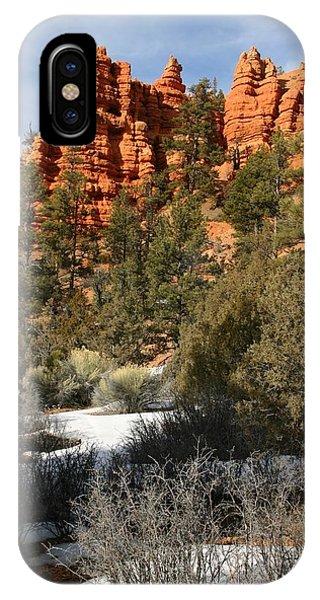 Redrock Winter IPhone Case