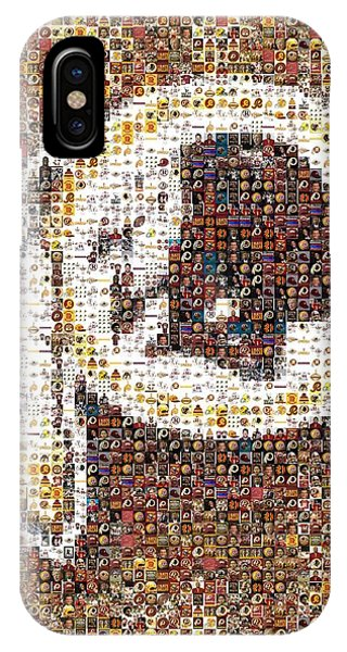 Redskins Mosaic IPhone Case