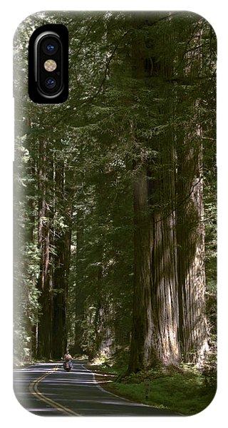 Redwood Highway IPhone Case