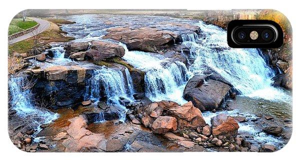 Reedy River Falls IPhone Case