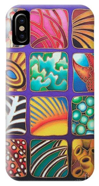 Reef Designs Ix IPhone Case