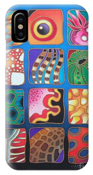 Reef Designs Vii IPhone Case
