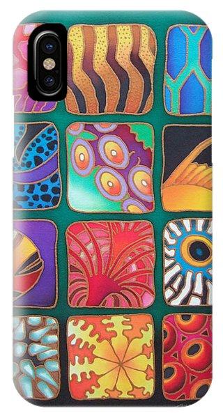 Reef Designs Viii IPhone Case