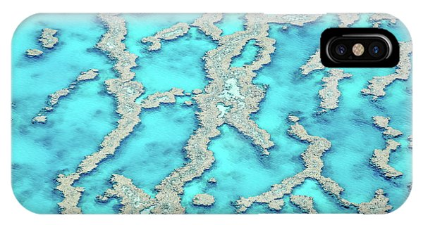IPhone Case featuring the photograph Reef Patterns by Az Jackson