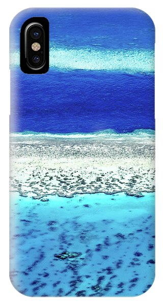 Qld iPhone Case - Reefs Edge by Az Jackson