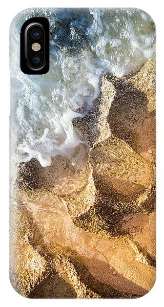 Reefy Textures IPhone Case
