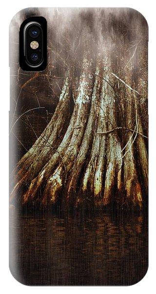 Reelfoot In Gentle Rain IPhone Case
