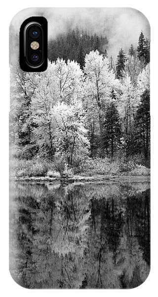 Reflected Glories IPhone Case